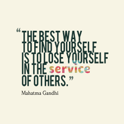 The-best-way-to-find__quotes-by-Mahatma-Gandhi-76-250x250