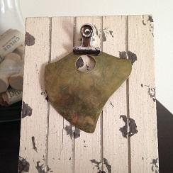 chunky pendant display