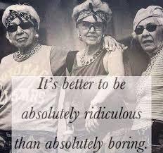 3 old gals