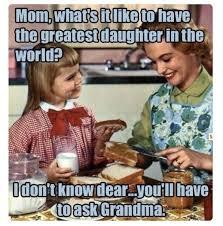 daughter to mother joke