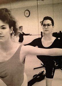 strong ballet